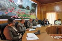 جلسه ستاد بازآفرینی پایدار بهسازی و نوسازی شهرستان رضوانشهر برگزار شد