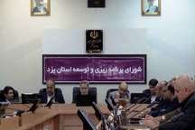 استاندار یزد: شتاب پاسخگویی دستگاه ها به طرح های بخش خصوصی افزایش یابد