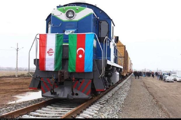 سرمایه گذاری جمهوری آذربایجان در تکمیل راه آهن ها موثر است