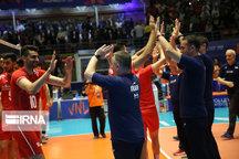ملیپوشان «غیرت ایرانی» را مقابل والیبال روسیه به نمایش بگذارند