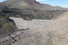 4 سد آبخیزداری در شوط احداث شد