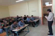 یک هزار و 100 ساعت کلاس درس جبرانی در هندیجان برگزار شد