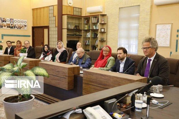 شهردار شیراز: ظرفیت افزایش مراودات فرهنگی با آلمان وجود دارد