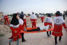 آمادگی 50 اکیپ در مازندران برای کمک رسانی به زلزله زدگان