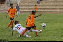 نتایج روز نخست رقابت های فوتبال لیگ پرشین اعلام شد