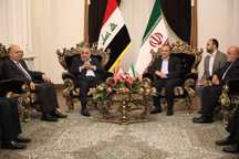 نخست وزیر عراق وارد مشهد شد