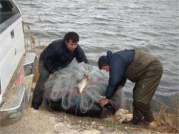 10 صیاد متخلف در تکاب دستگیر شدند