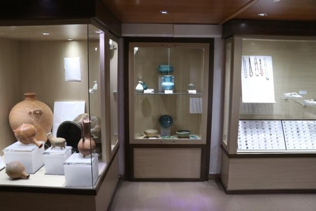 40 هزار شیء تاریخی در گنجینه رشت نگهداری می شود