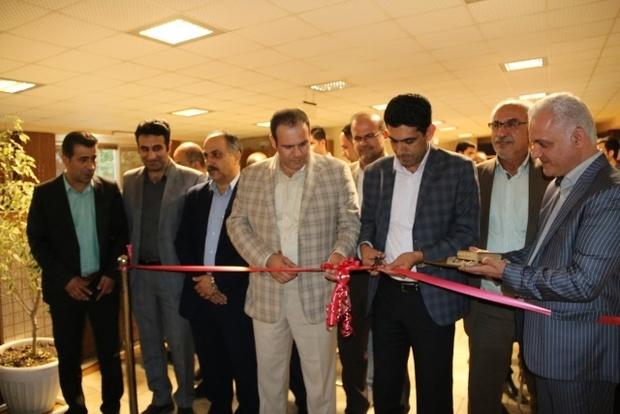 نمایشگاه روزنامه های قدیمی در  لاهیجان گشایش یافت