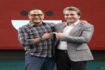 امیر تاجیک در برنامه خندوانه: از صحنه تئاتر وارد عرصه موسیقی شدم