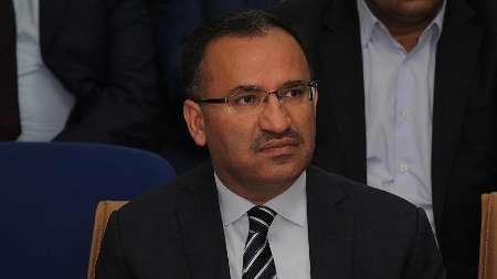 وزیر دادگستری ترکیه در دیدار با همتای آمریکایی خود خواستار استرداد فتح الله گولن شد