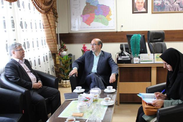فرماندار شیروان: ایرنا وظیفه خطیری در اطلاع رسانی دارد