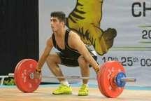 وزنه بردار ملی پوش مهابادی مسابقات قهرمانی جوانان جهان را از دست داد