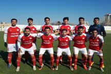 شهرداری همدان در خطر سقوط به لیگ سه فوتبال