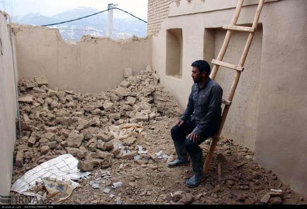 بنیاد مسکن آماده ساخت خانه های خسارت دیده سیل گلستان است