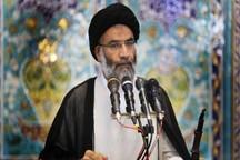 امام جمعه خرمشهر:اشتغال پایدار در سایه اطاعت از رهبری ایجاد می شود