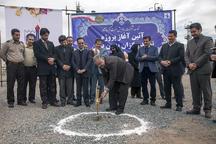 کلنگ زنی پروژه تولید هکزان بدون بنزن در پالایشگاه کرمانشاه