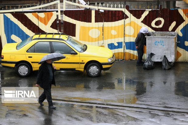 بیشترین میزان بارندگی کهگیلویه و بویراحمد در آبده گاه ثبت شد