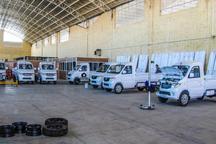 نخستین واحد خودرو سازی استان یزد راه اندازی شد