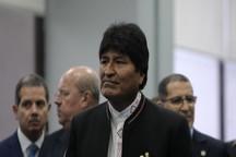 رئیس جمهور بولیوی از ترامپ خواست احترام به ملت ها را یاد بگیرد