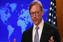 هوک مدعی شد: ما برای مذاکره با ایران آماده هستیم/ از ایران میخواهیم که همچون یک کشور عادی عمل کند