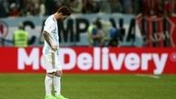 ناراحتی راکیتیچ بعد از برد کرواسی مقابل آرژانتین به خاطر مسی!