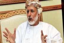 وزیر امورخارجه عمان: اختلاف عربستان و ایران موقتی است