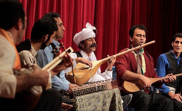 موسیقی اقوام در پل طبیعت تهران طنین انداز می شود