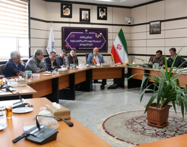 معاون استاندار خراسان شمالی: قاچاق آرد، دام و سوخت باید مدیریت شود