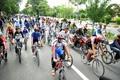 همایش بزرگ دوچرخه سواری در همدان برگزار شد