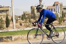 اردوی انتخابی دوچرخه سواری در زنجان پایان یافت