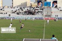 تیم فوتبال قشقایی شیراز پس از ۱۰ هفته برد