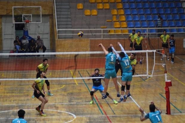 فینالیست های مسابقات جام رمضان والیبال ارومیه مشخص شدند