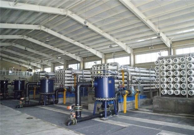ساخت 2 آب شیرین کن در دشتستان آغاز شد