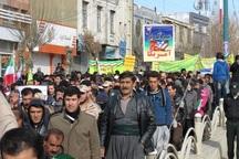 حضور مردم در راهپیمایی22بهمن تثبیت نظام مقدس جمهوری اسلامی است