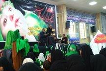 همایش شیرخوارگان حسینی درگناوه برگزارشد