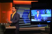 گوینده اخبار 20:30 با لباس سپاه پاسداران انقلاب اسلامی در تلویزیون + فیلم