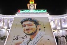 پیکر شهید حججی به حزبالله لبنان تحویل داده شد
