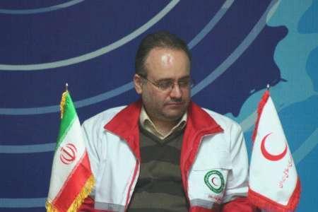 حضور هلال احمر زنجان در 91 حادثه جاده ای و شهری