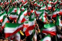 راهپیمایی 22 بهمن در130 نقطه اصفهان آغاز شد