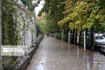 ۲۷۱.۲ میلی متر بارندگی در سال زراعی سال گذشته اصفهان ثبت شد