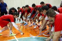 رقابتهای فلوربال قهرمانی کشور در اصفهان