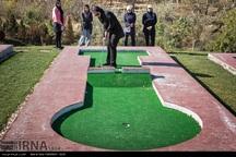 طرح استعدادیابی مینی گلف در مدارس خراسان جنوبی اجرا می شود