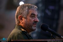 سردار جعفری: در سایه وحدت شاهد امنیت روز افزون در کشور هستیم /وحدت ملت ایران خلل ناپذیر است