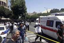 22 تن از مصدومان حادثه تروریستی تهران هنوز در بیمارستان بستری هستند