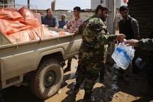 مردم آذربایجان شرقی یک میلیارد تومان به سیل زدگان کمک کردند