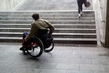 نواقص 40 درصد از فضاهای تردد معلولان استان مرکزی رفع شده است