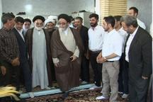 مسجد روستای جوریم بستان آباد بهره برداری شد