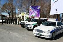 فعالیت 22 ایستگاه نوروزی پلیس در یزد آغاز شد