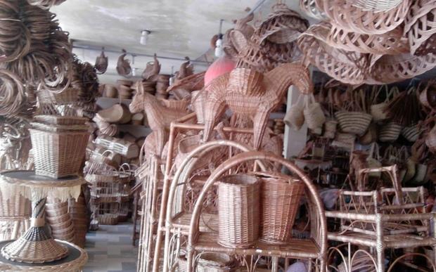 150 کارگاه، گیلان را به صنایع دستی خویش مزین می کنند